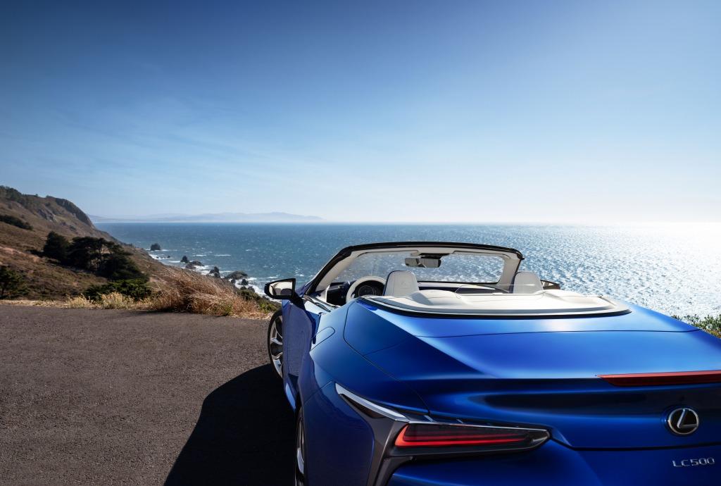 2021 Lexus SC Price