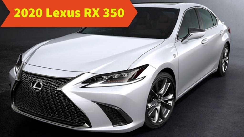 2021 Lexus TX 350 Release Date