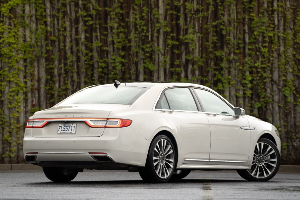 2021 Lincoln Continental Redesign