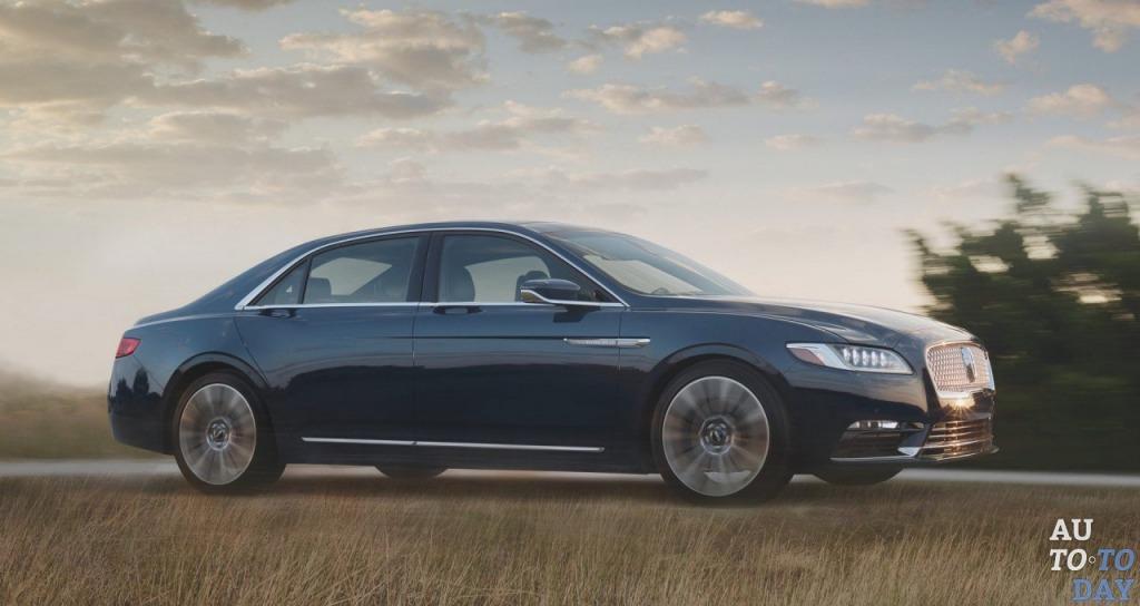 2021 Lincoln Continental Specs