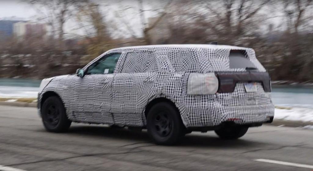 2021 Lincoln Navigator Concept