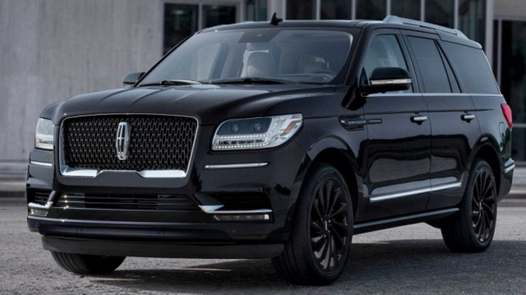 2021 Lincoln Navigator Engine