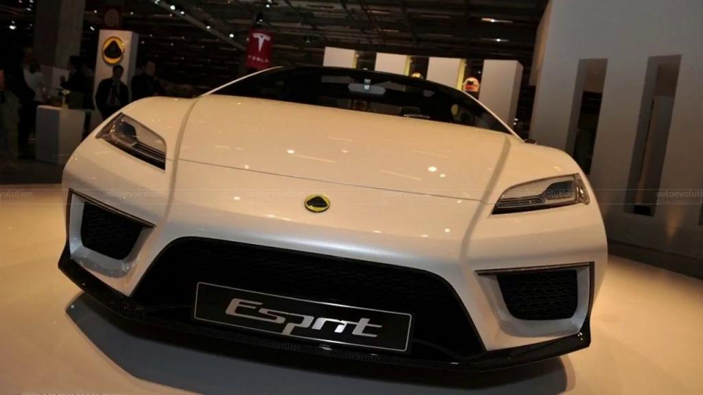 2021 Lotus Esprit Pictures