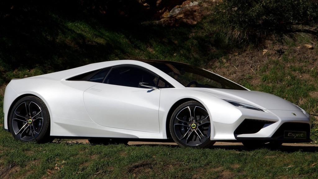 2021 Lotus Esprit Release Date