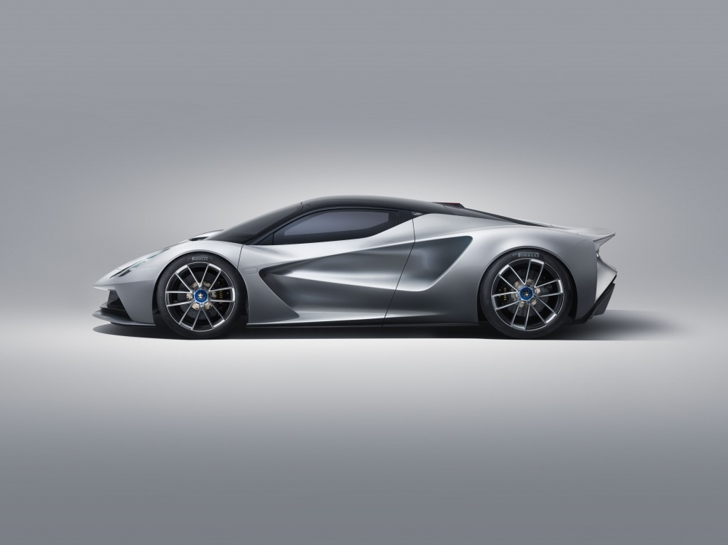 2021 Lotus Esprit Specs