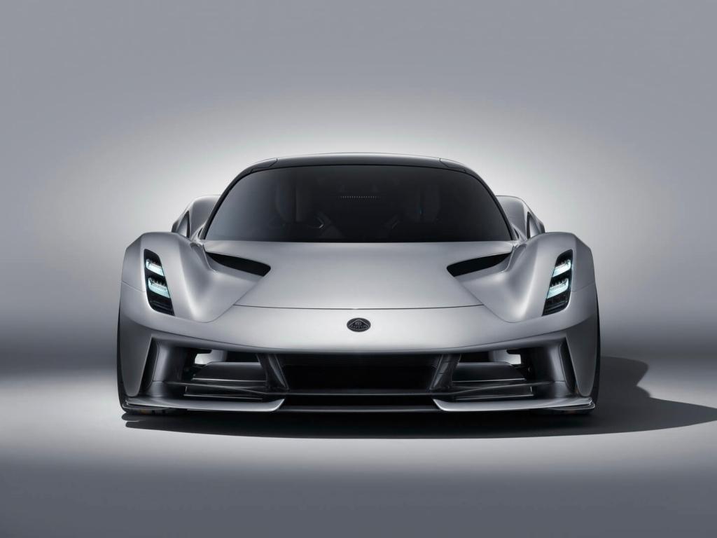 2021 Lotus Exige Pictures