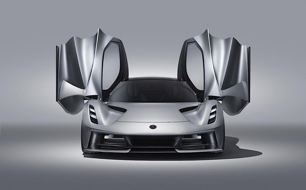 2021 Lotus Exige Powertrain