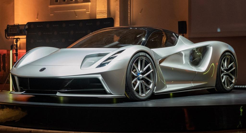 2021 Lotus Exige Redesign