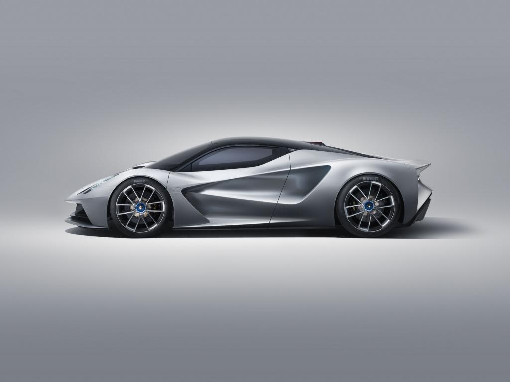 2021 Lotus Exige Spy Shots