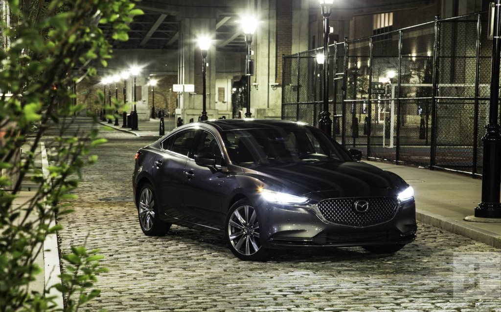 2021 Mazda 6s Pictures
