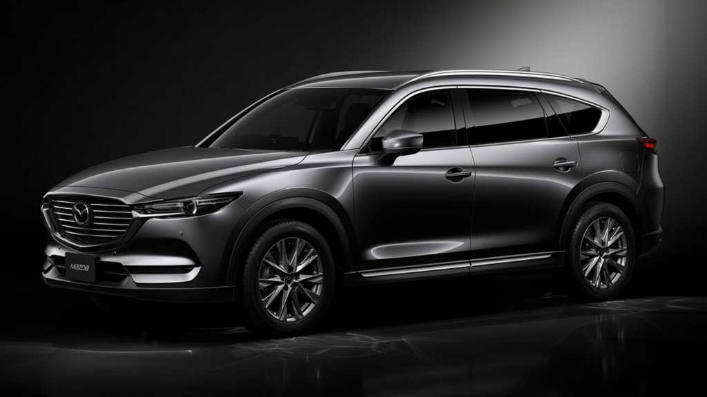 2021 Mazda CX9 Wallpaper