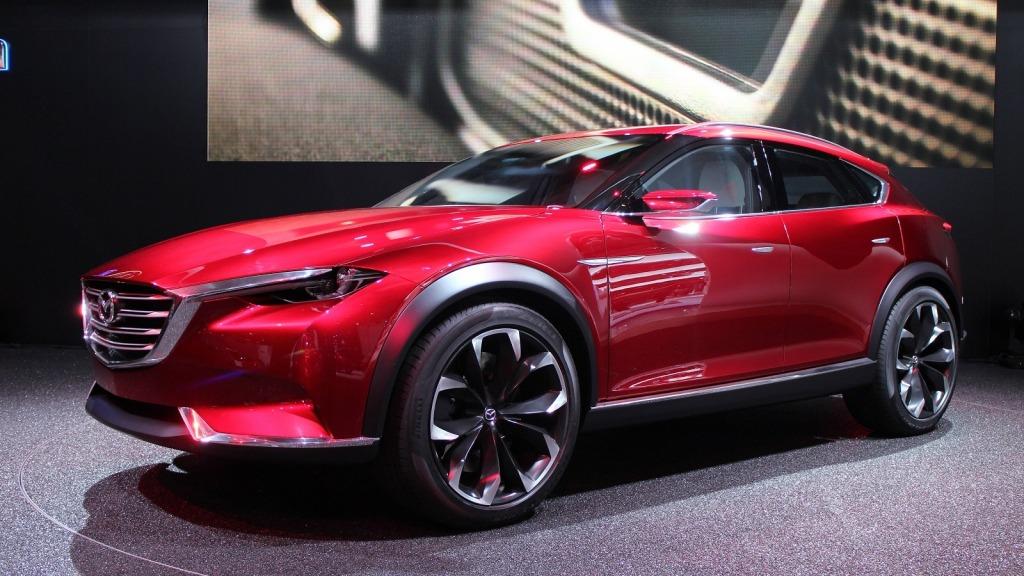 2021 Mazda CX9s Interior