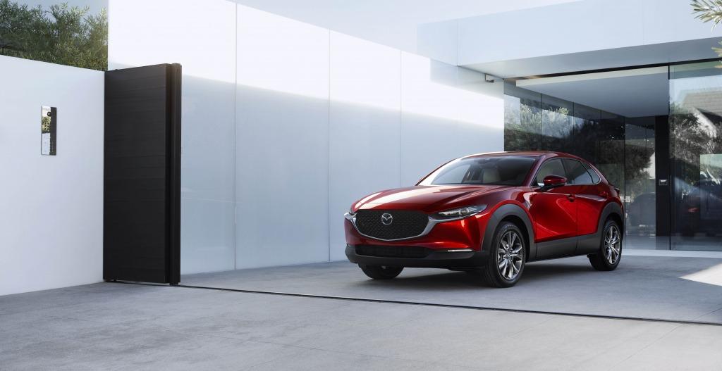 2021 Mazda CX9s Powertrain