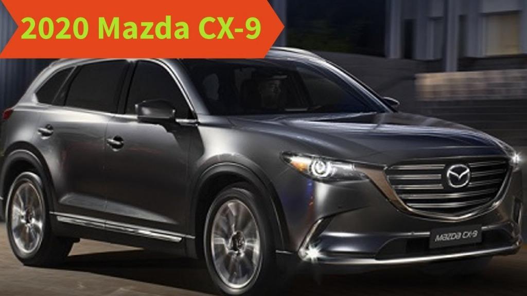 2021 Mazda CX9s Release Date