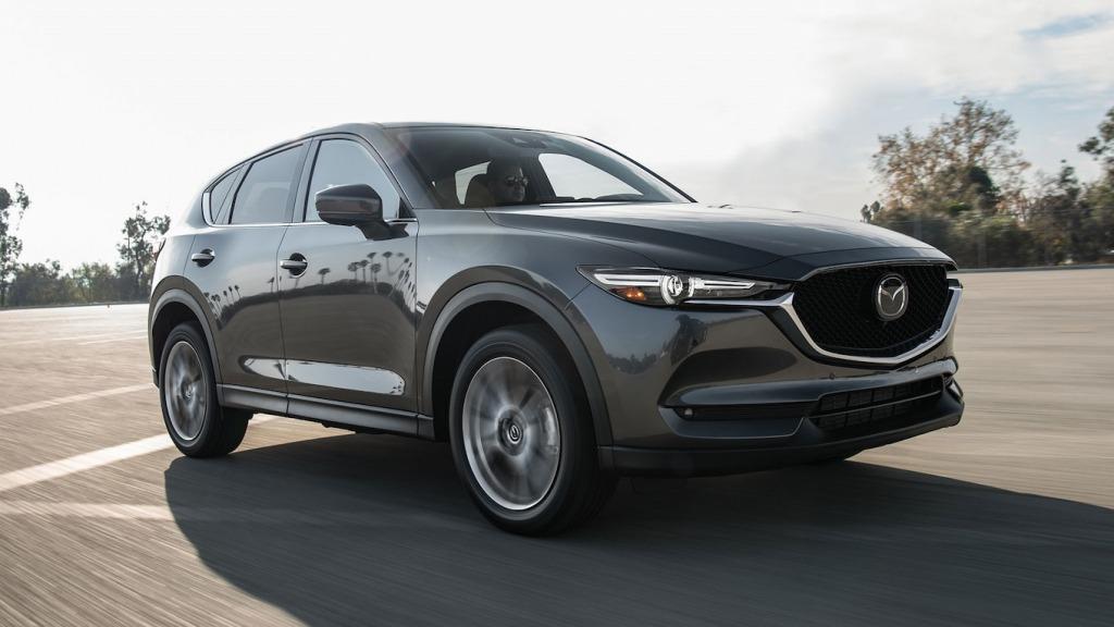 2021 Mazda MX5 Drivetrain