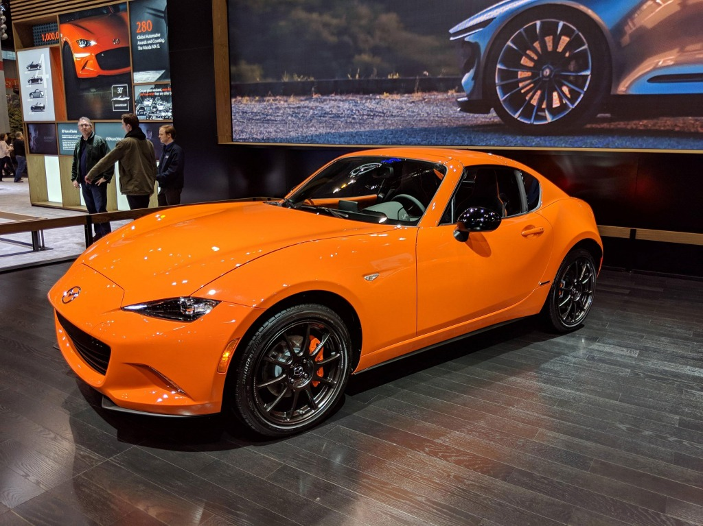 2021 Mazda MX5 Redesign