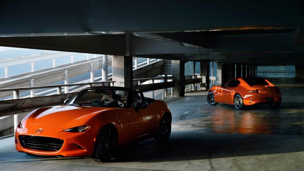 2021 Mazda MX5 Release Date