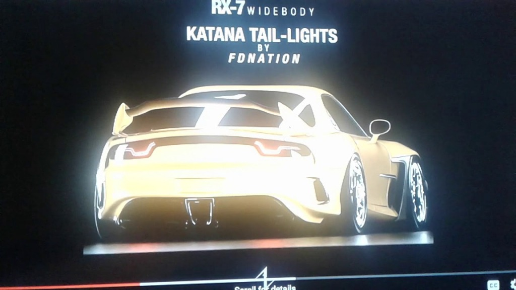 2021 Mazda RX7s Concept
