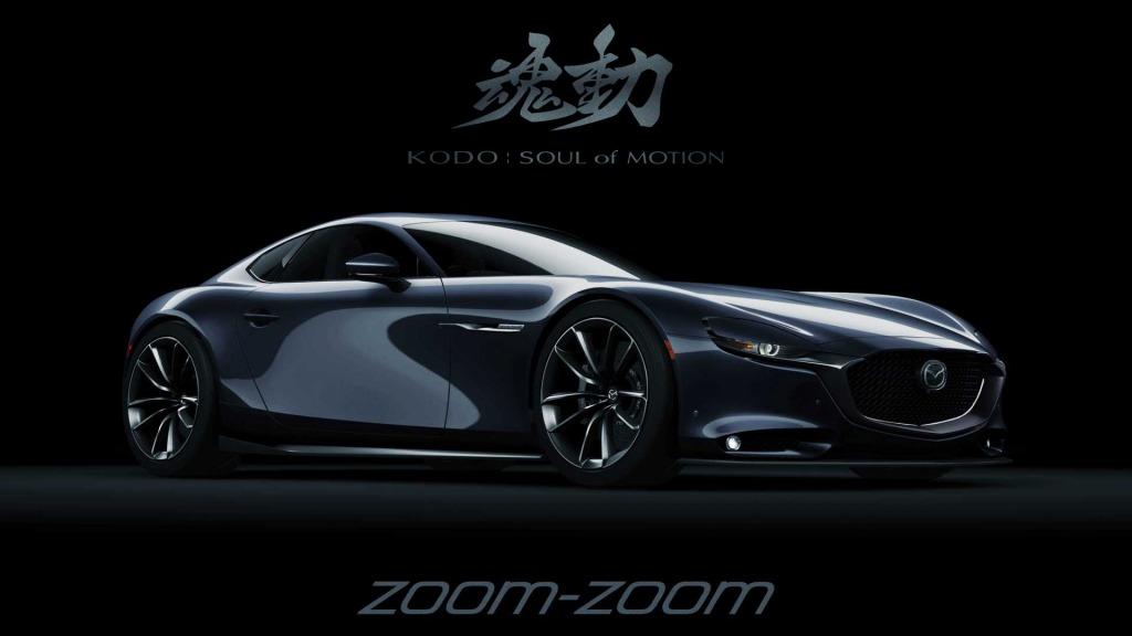 2021 Mazda RX7s Drivetrain