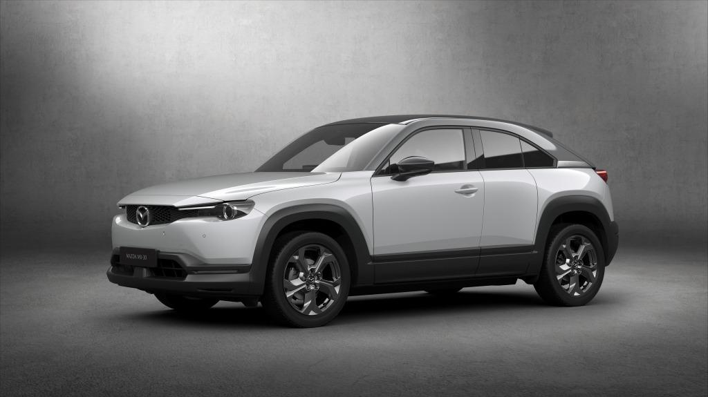 2021 Mazda RX7s Interior