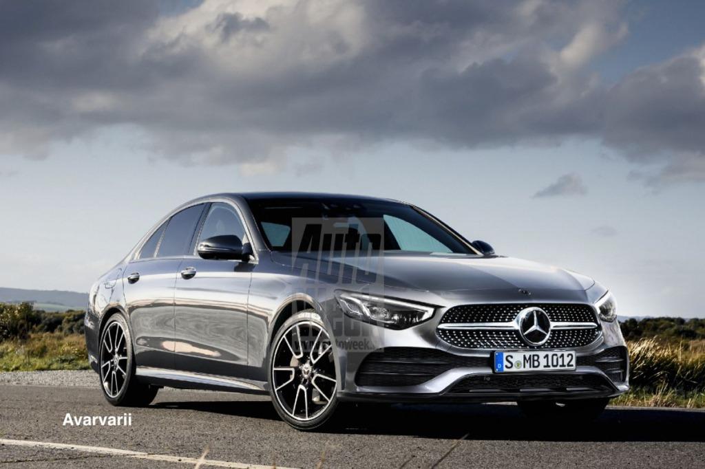 2021 MercedesBenz CClass Images