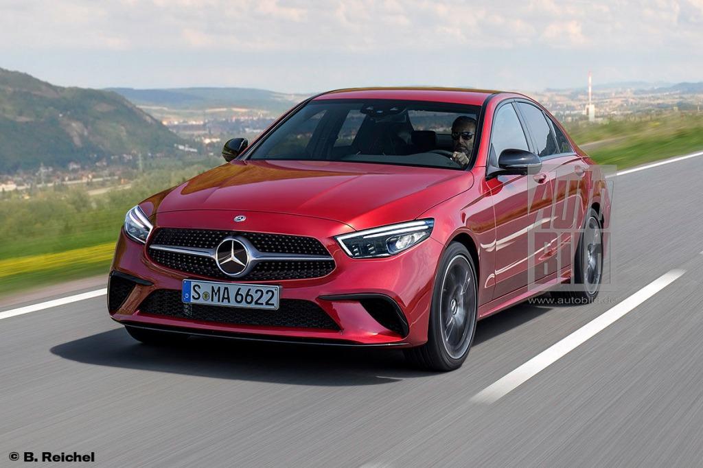 2021 MercedesBenz CClass Interior