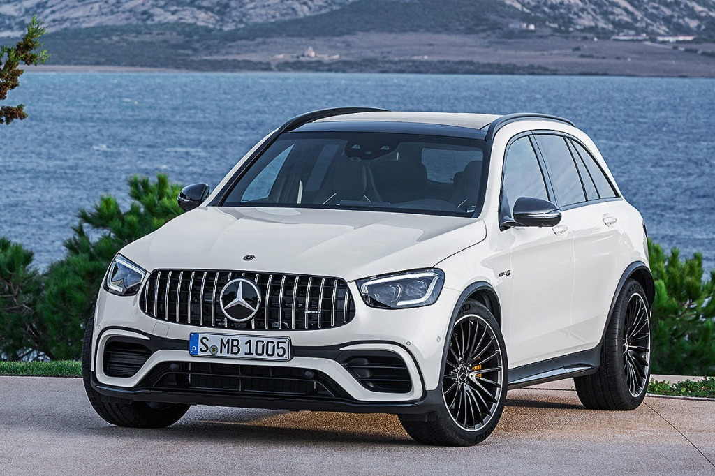 2021 Mercedes Benz GLK Pictures