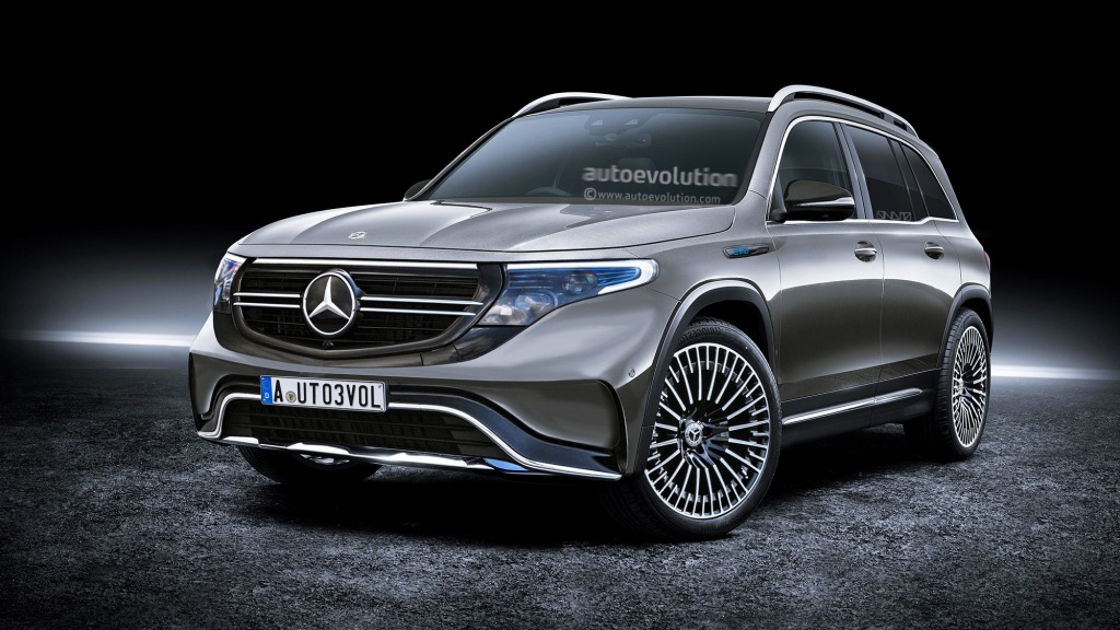 2021 Mercedes Benz GLK Spy Shots