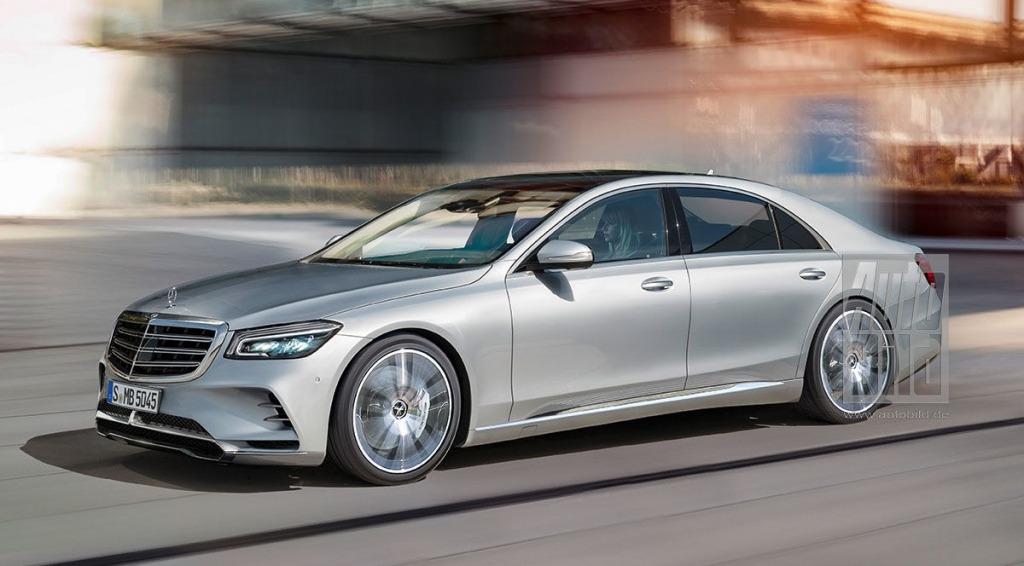 2021 MercedesBenz SClass Interior