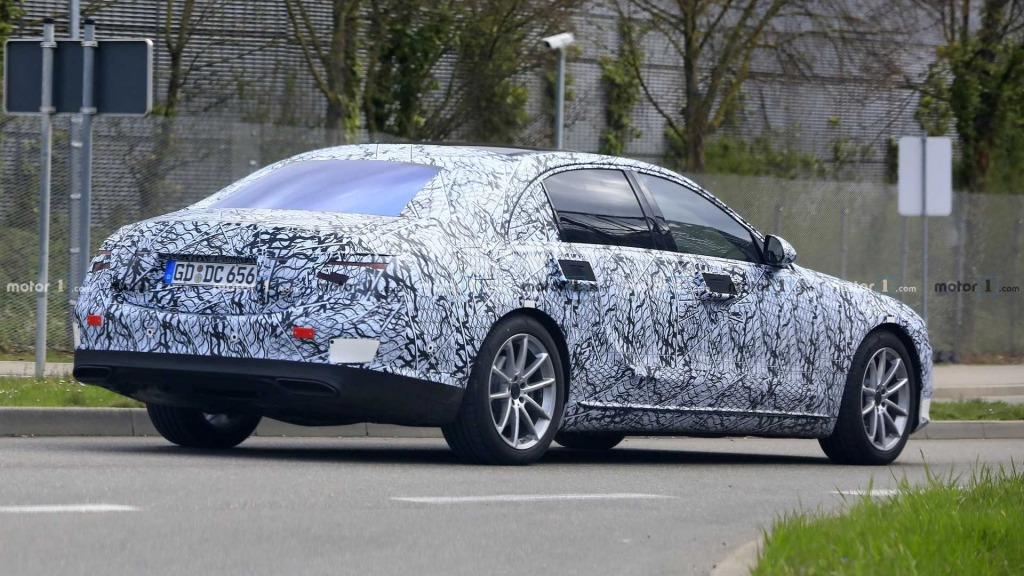 2021 MercedesBenz SClass Pictures