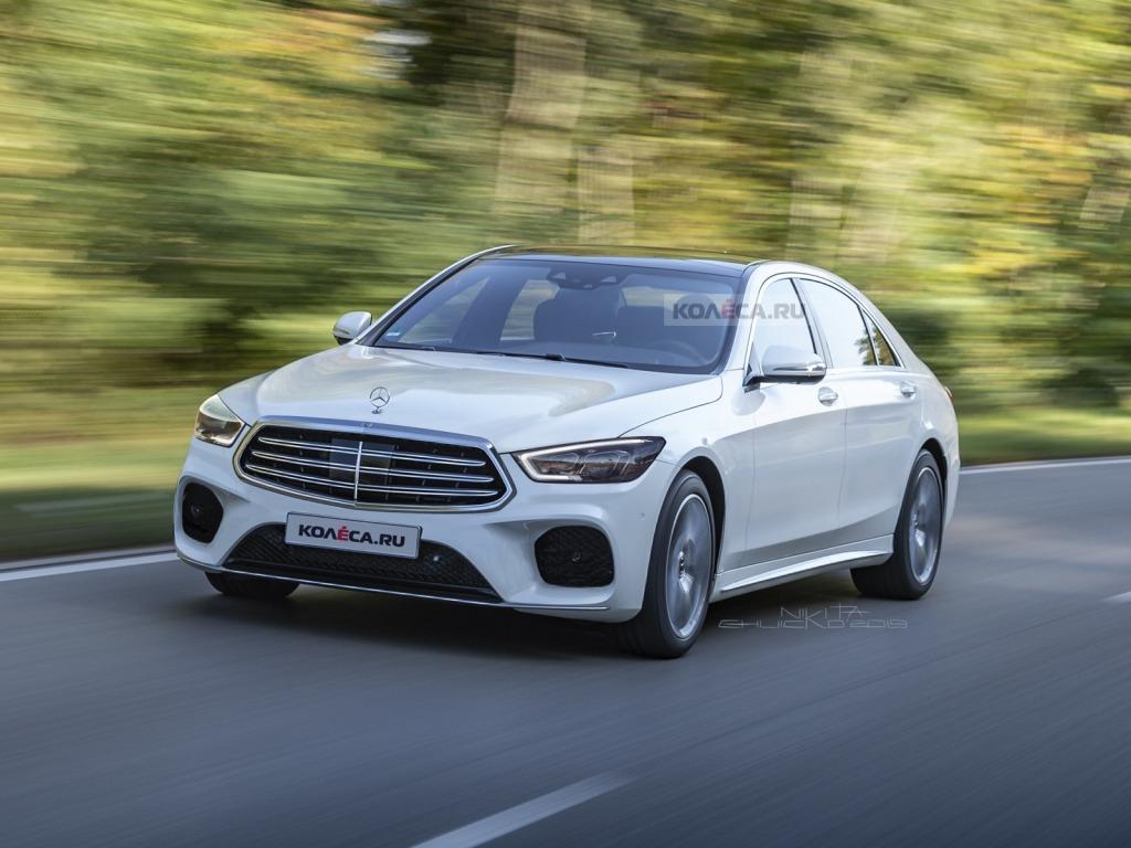 2021 MercedesBenz SClass Release Date