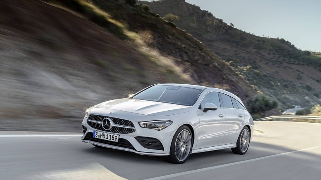 2021 Mercedes CLA 250 Powertrain