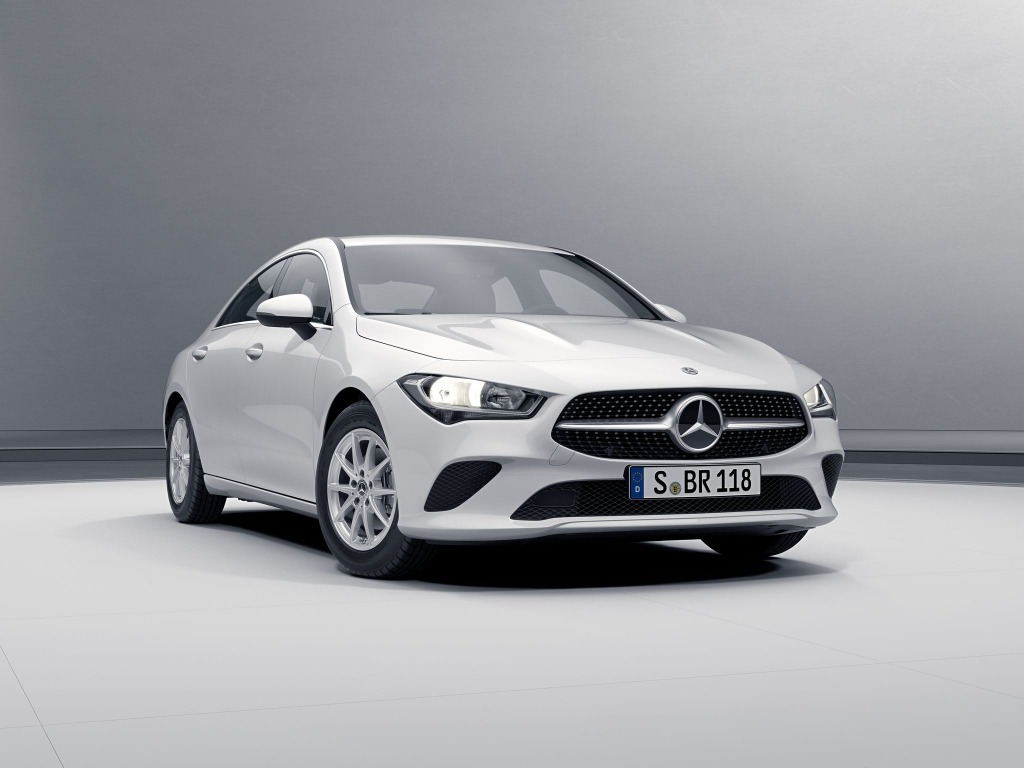 2021 Mercedes CLA 250 Price