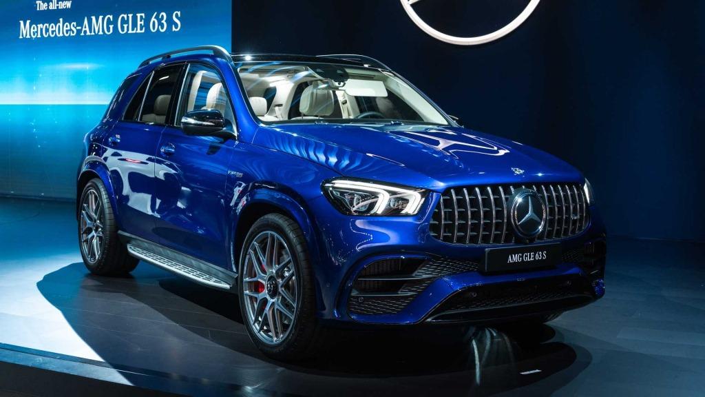 2021 Mercedes GLE Concept