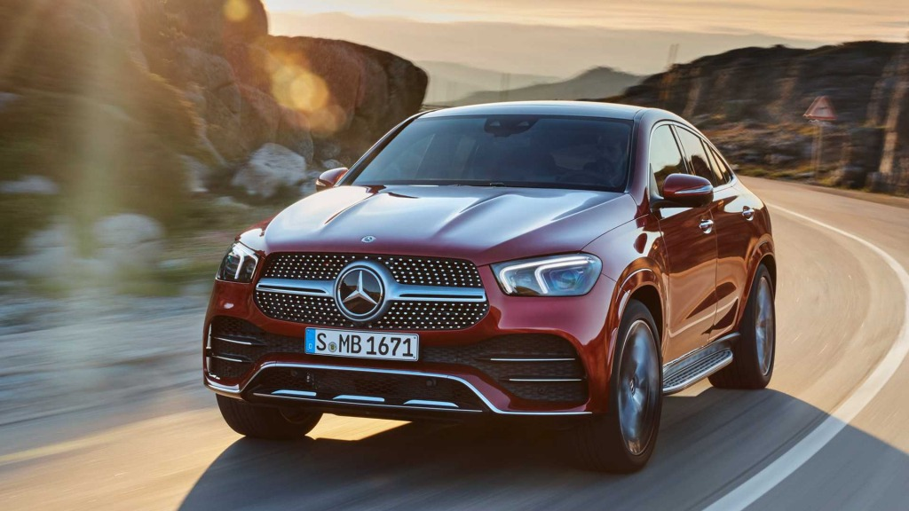 2021 Mercedes GLE Redesign
