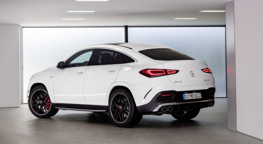 2021 Mercedes GLE Release Date