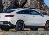2021 Mercedes GLE Spy Photos