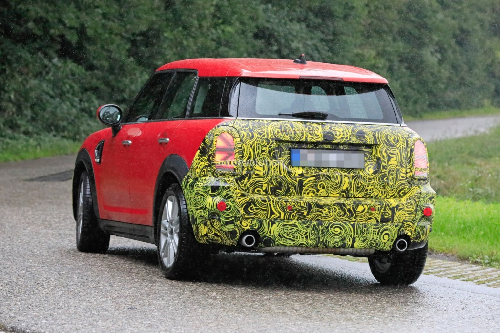 2021 Mini Cooper Countryman Price