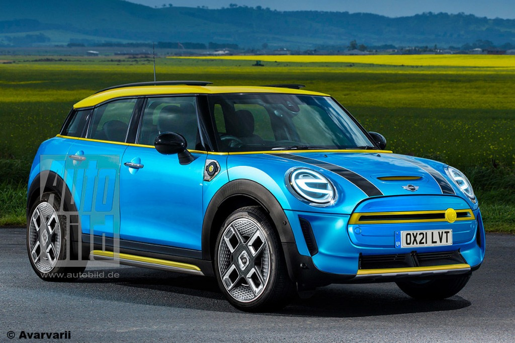 2021 Mini Cooper Countryman Specs