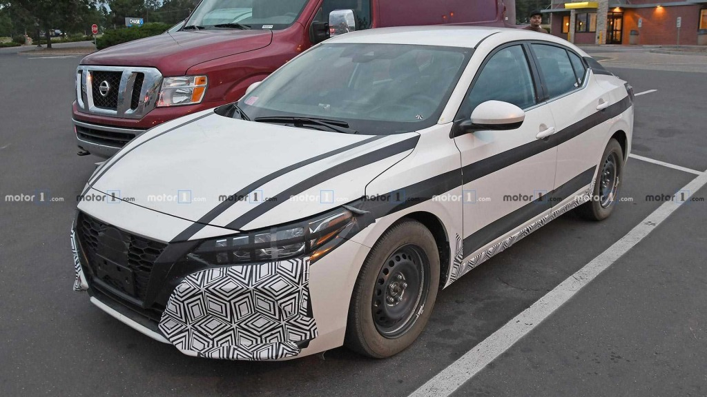 2021 Nissan Altima Drivetrain