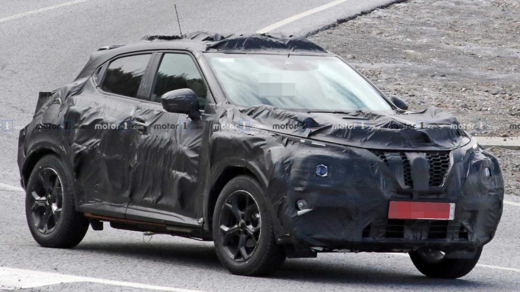 2021 Nissan Juke Drivetrain