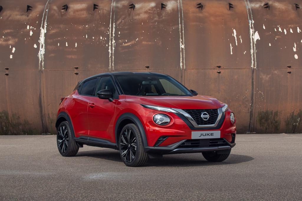 2021 Nissan Juke Images