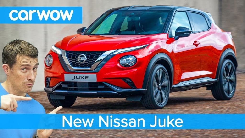 2021 Nissan Juke Interior