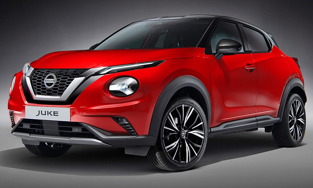 2021 Nissan Juke Wallpaper