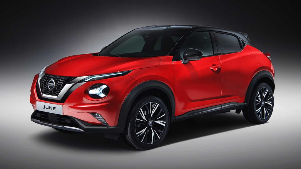 2021 Nissan Juke Wallpapers