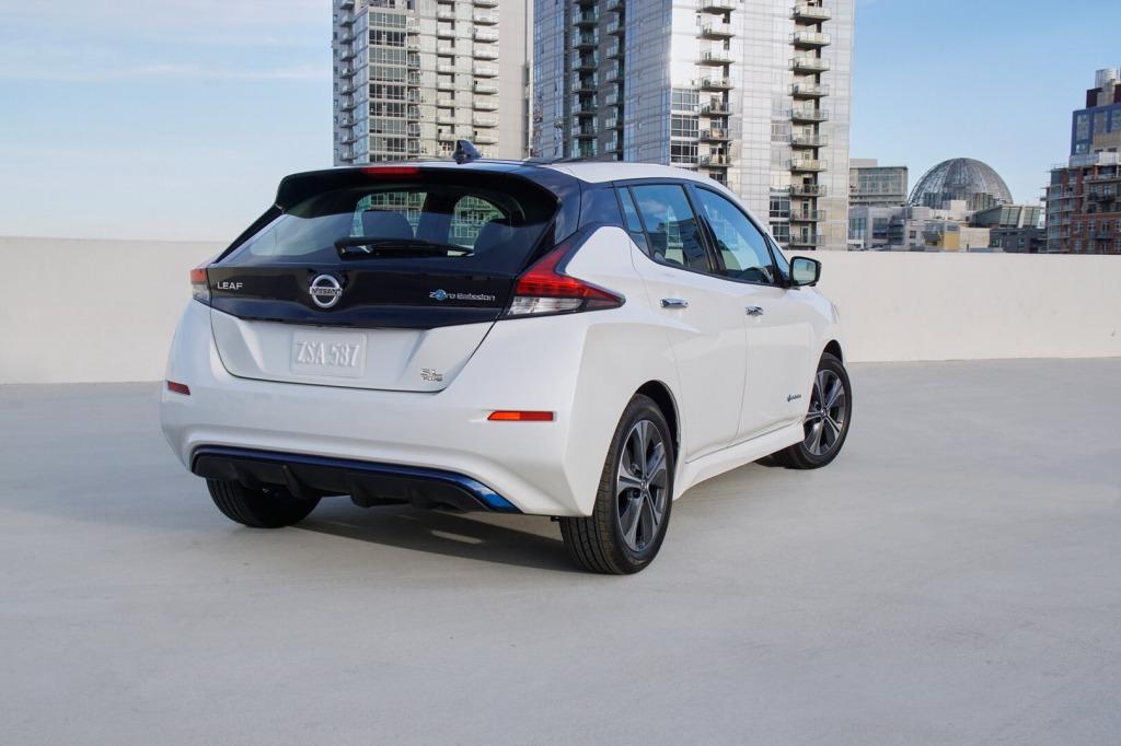 2021 Nissan Leaf Powertrain