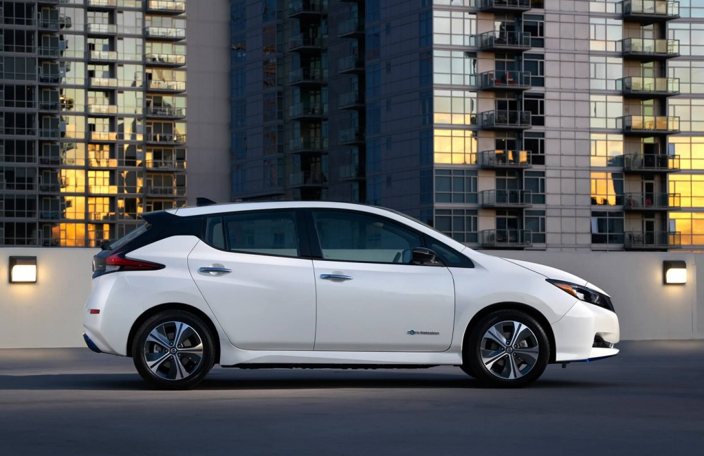 2021 Nissan Leaf Price
