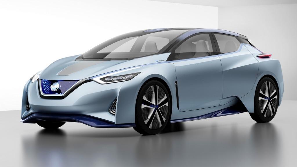 2021 Nissan Leaf Range Price