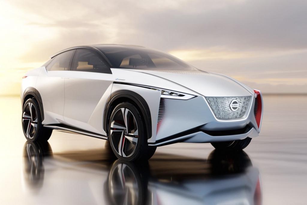 2021 Nissan Leaf Range Specs
