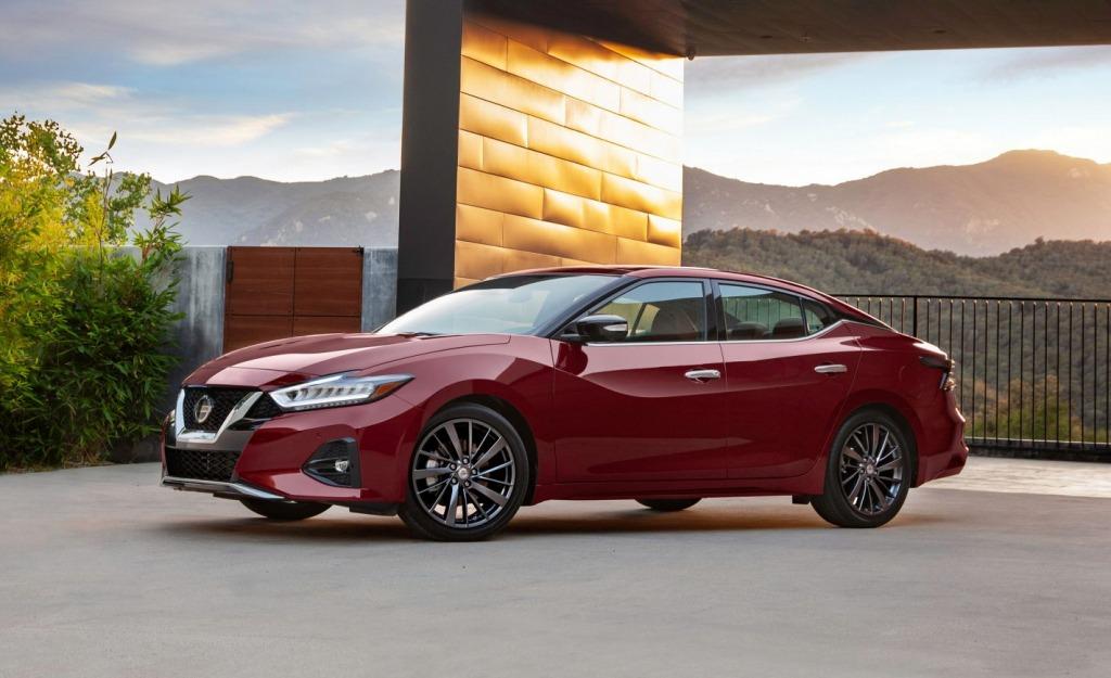 2021 Nissan Maxima Images